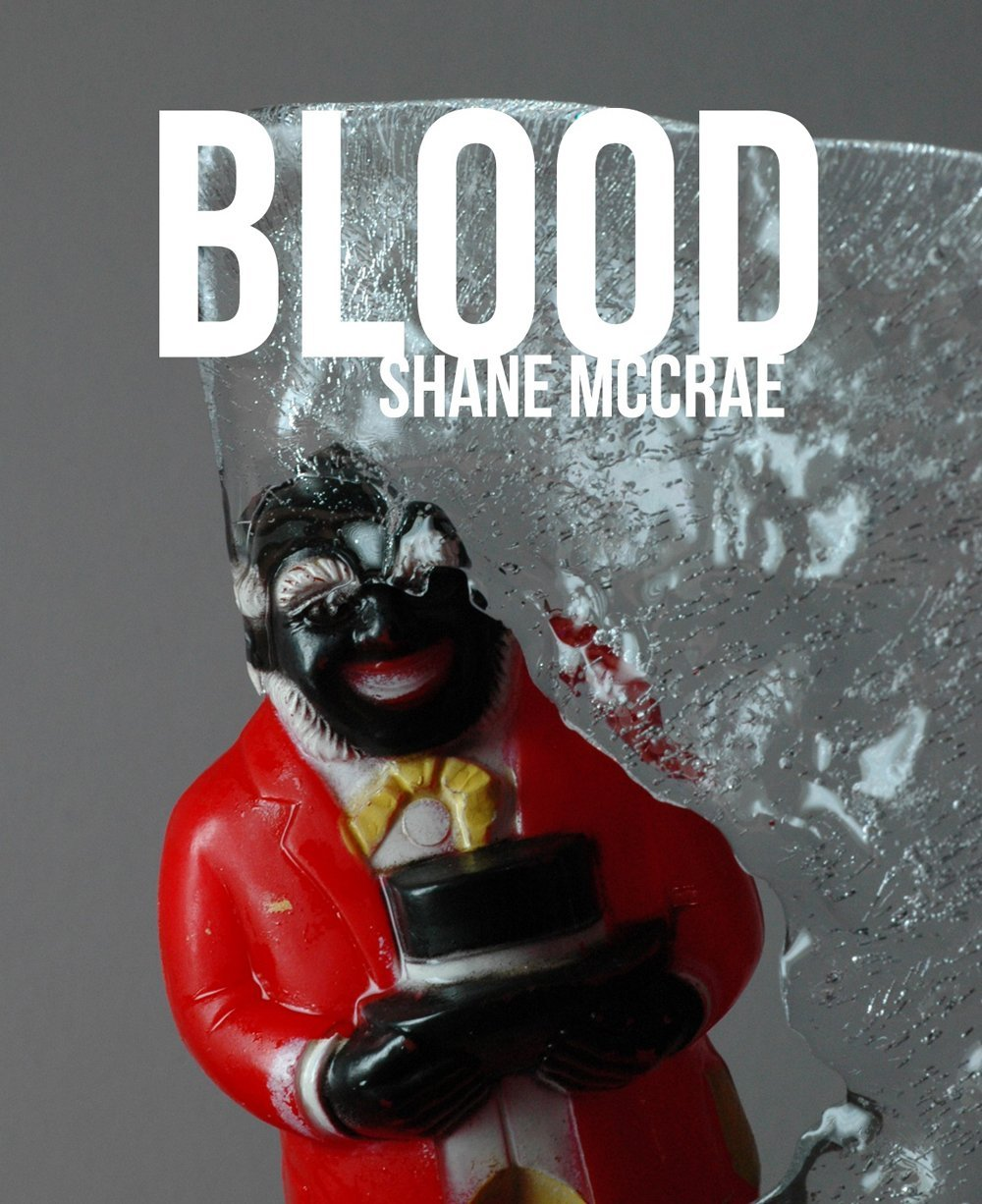 Blood by Shane McCrae book cover