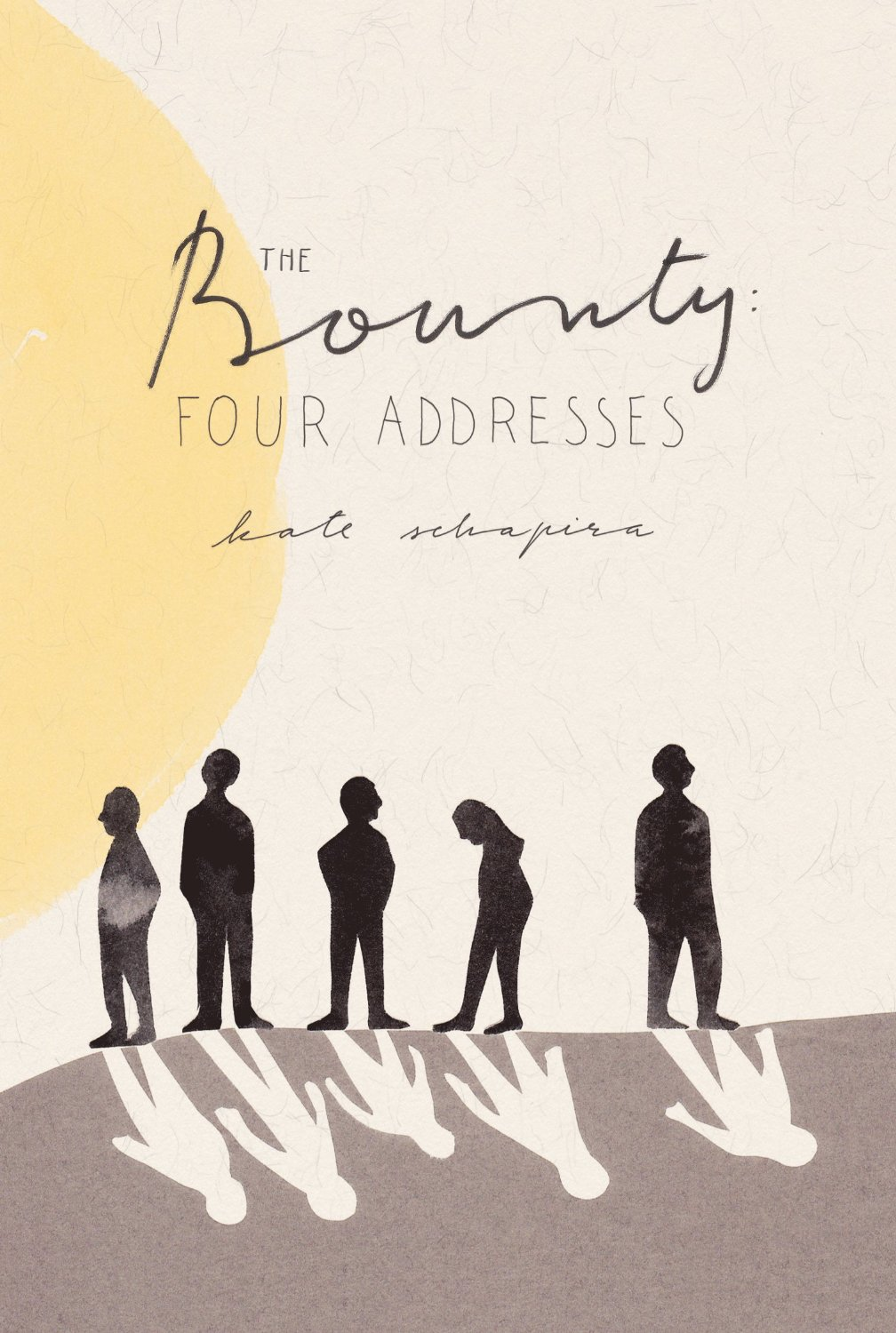 The Bounty: Four Addresses book cover