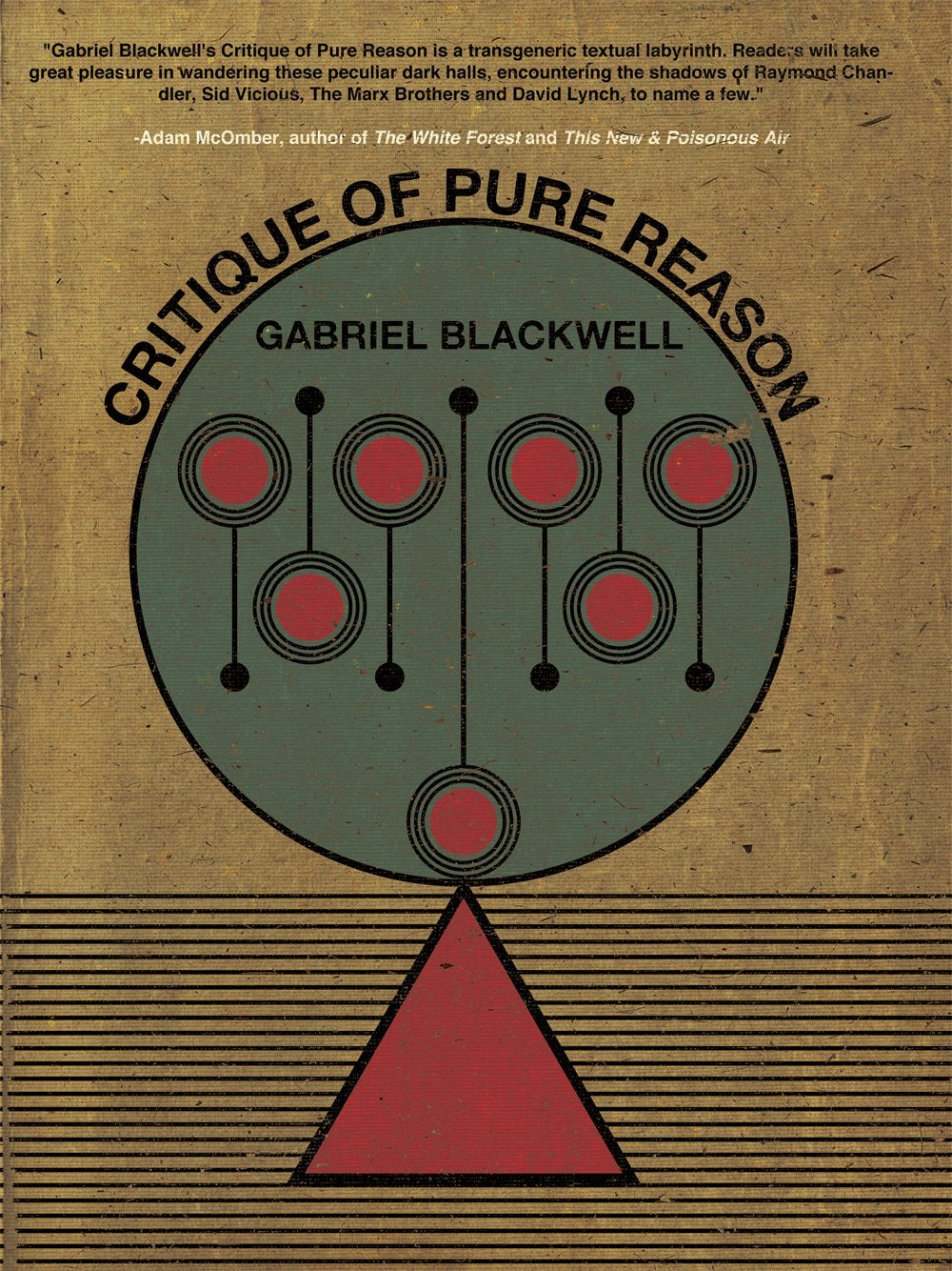 Critique of Pure Reason book cover