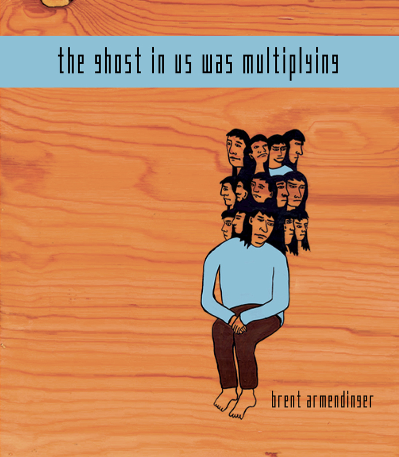 The Ghost in Us Was Multiplying book cover