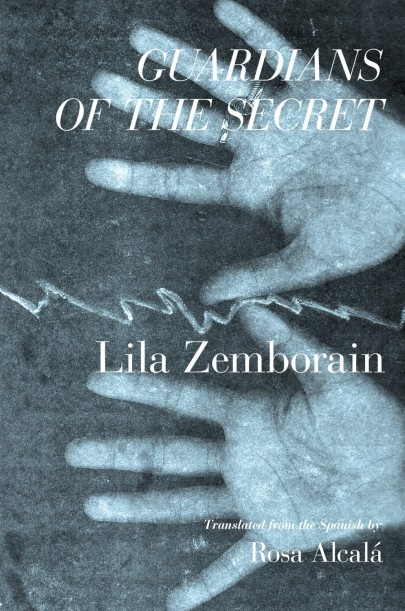 Guardians of the Secret by Lila Zemborain book cover