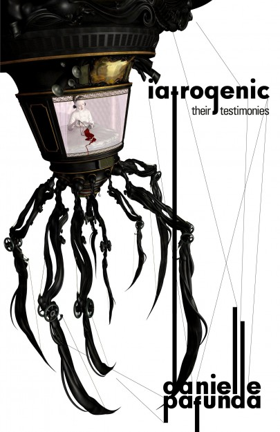 Iatrogenic book cover
