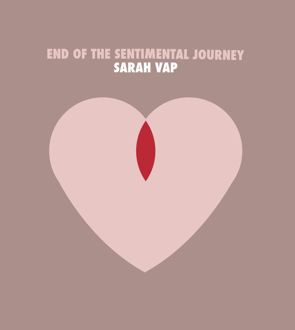 End of the Sentimental Journey book cover