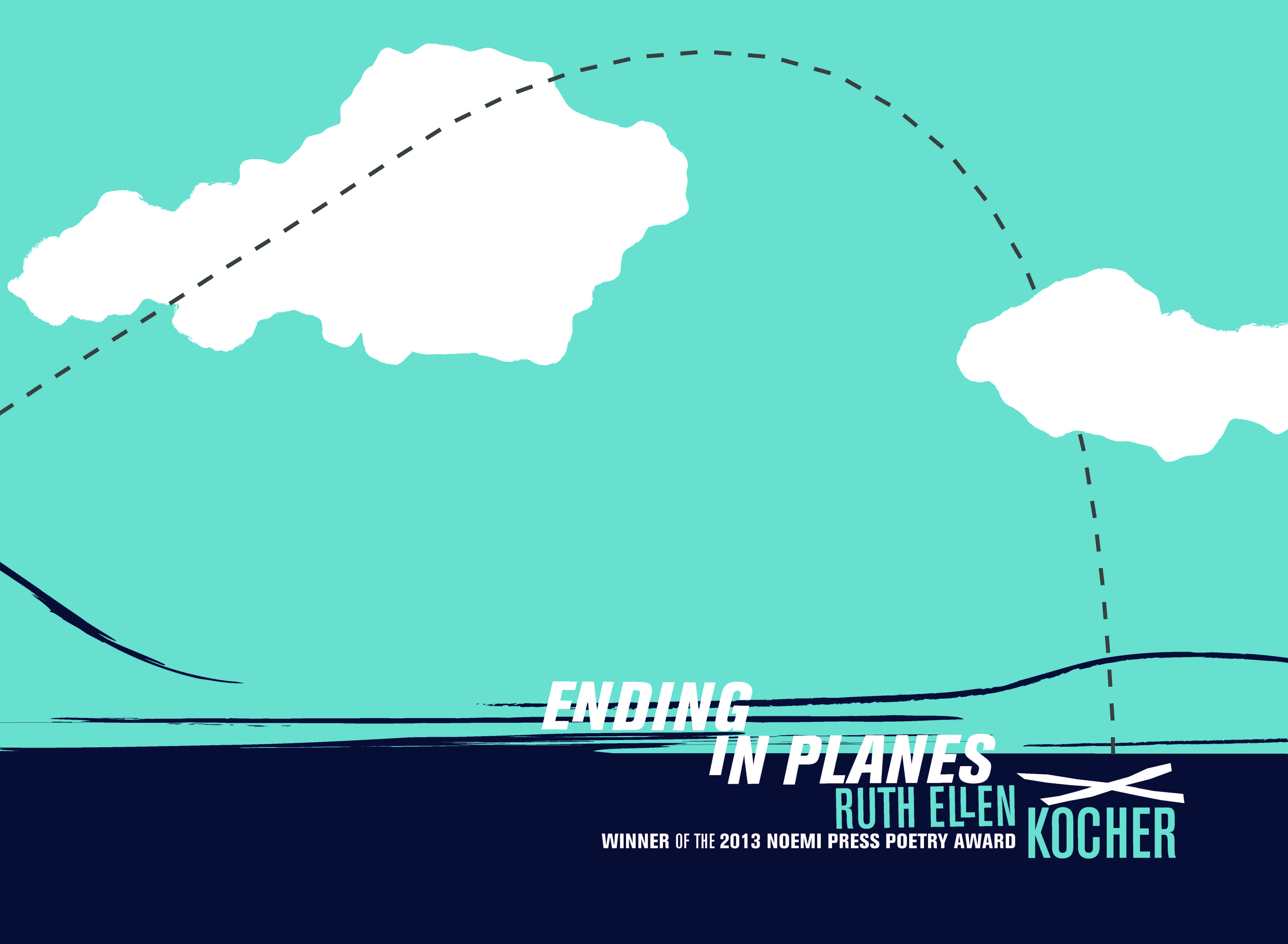 Ending in Planes book cover