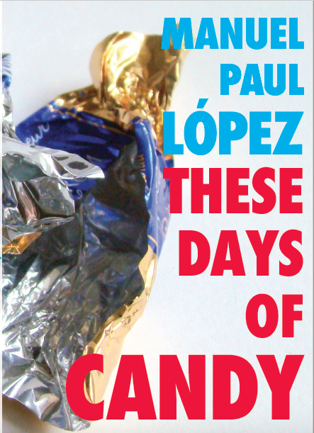 These Days of Candy Book Cover